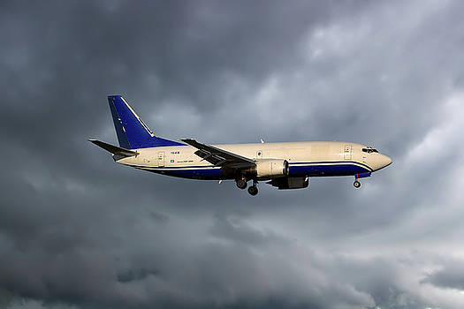 Express Air Cargo Boeing 737-3G7 by Nichola Denny