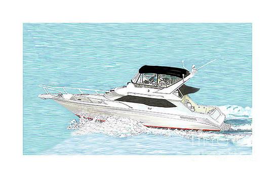 Jack Pumphrey - Sea Ray Express 44 Yacht