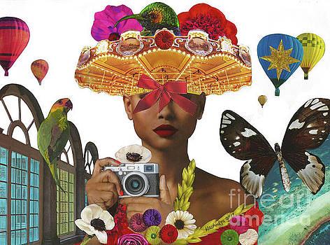 Expression Of Freedom by Mucha Kachidza