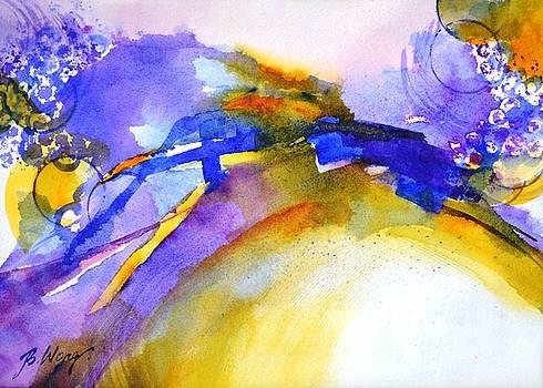 Expressive #3 by Betty M M Wong