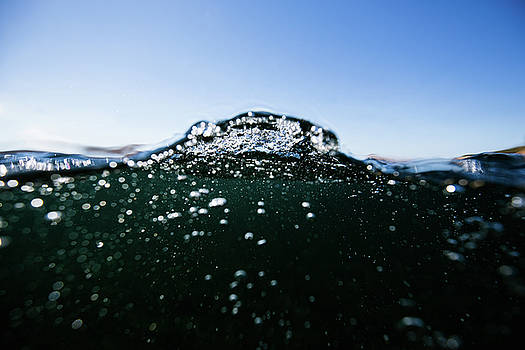 Expressive water by Gemma Silvestre