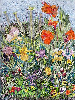 Exquisite Flowers by Karen Merry