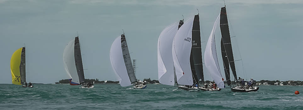 Steven Lapkin - Extreme 2 Leads the Fleet