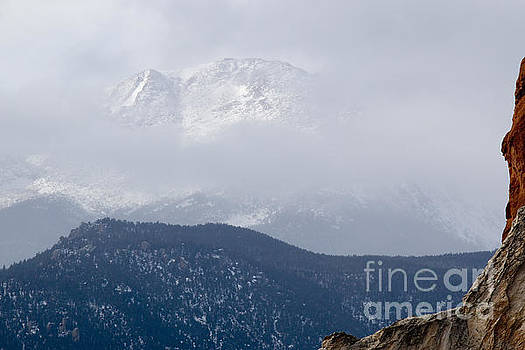 Steve Krull - Extreme Winter Weather on Pikes Peak