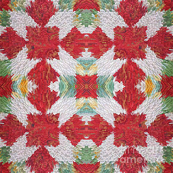 Extruded Quilt by Diane Macdonald