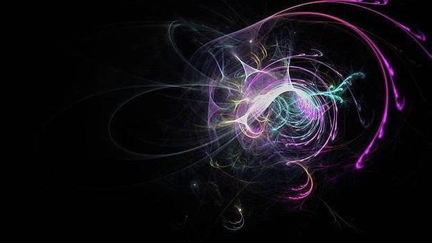 Exway Hdr #art #digitalart #fractals by Michal Dunaj