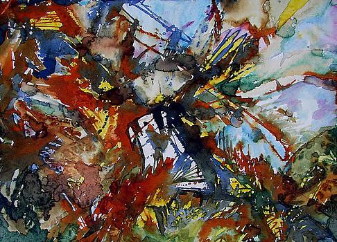 Exxon Impact II by Laurie Salmela