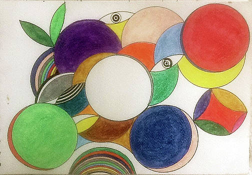 Eye Circles by Timothy Leonard