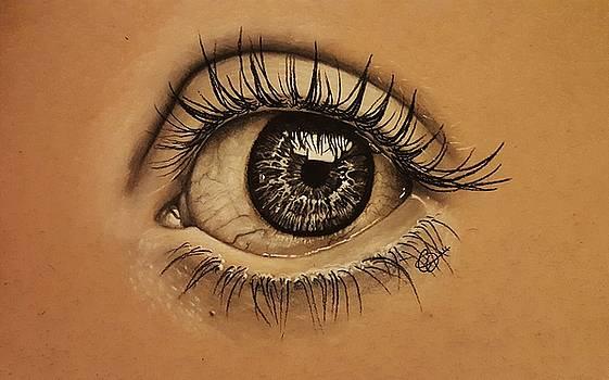 Eye by Gilca Rivera