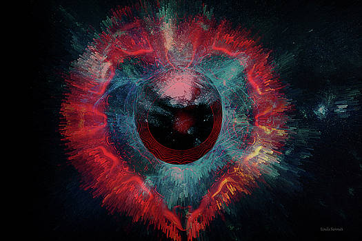 Eye Heart by Linda Sannuti