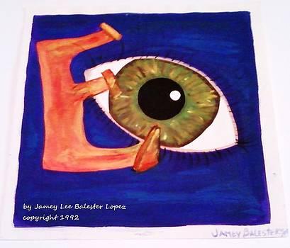 Eye by Jamey Balester
