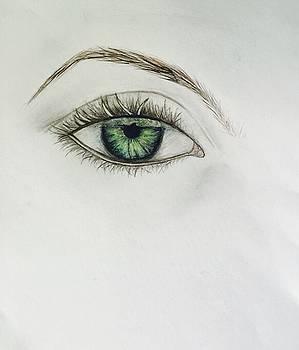 Eye of a Woman by Jodi Eaton