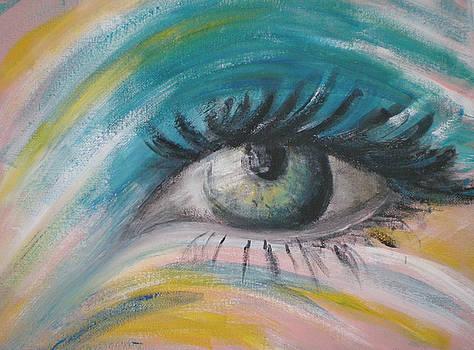 Eye of the beholder 2 by Margot Koefod