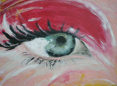 EYE of the beholder  one by Margot Koefod