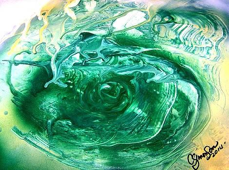 Eye of the Deep by CA Simonson