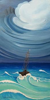 Eye of the Hurricane by Carol Sabo