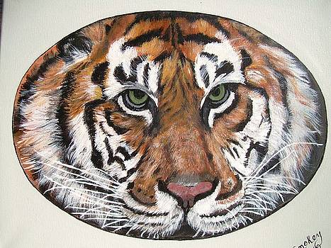 Eye of the Tiger by Vickie Wooten