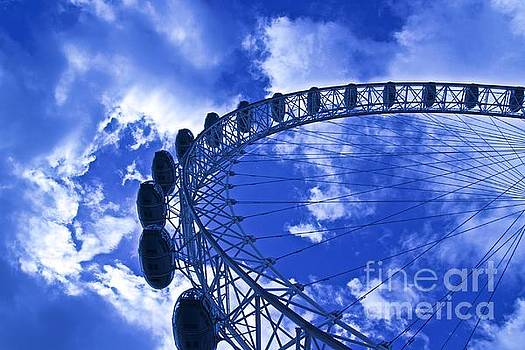 Eye to the Heavens by Don Kenworthy