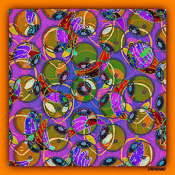 Eyeball An Alien by Tony Adamo