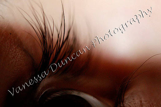 Eyelash by Vanessa Duncan