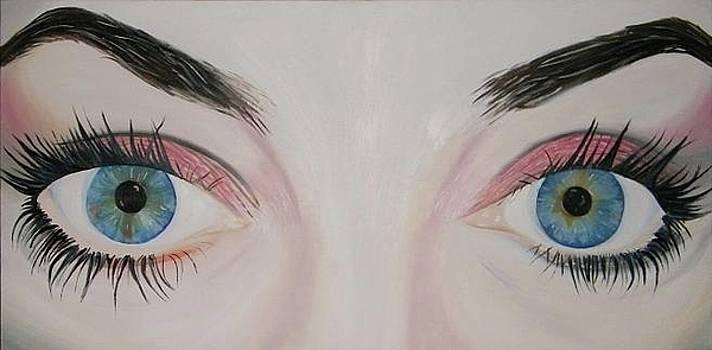 Eyes by Aaron Joseph Gutierrez