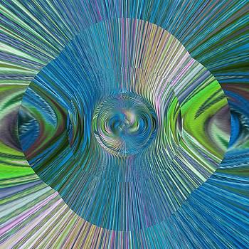 Eyes From Space by Halina Nechyporuk