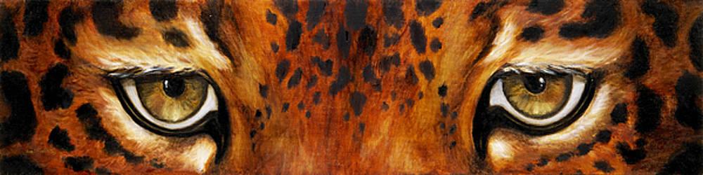 Eyes of the Jaguar Shaman by Ann Beeching