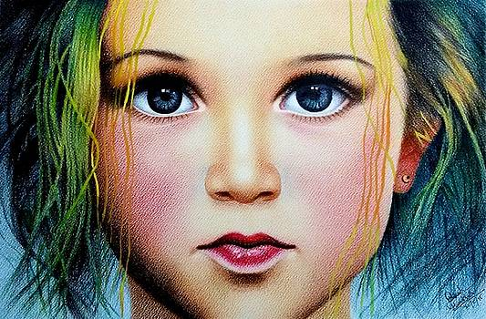 Eyes speaks by Mukul Dhankhar
