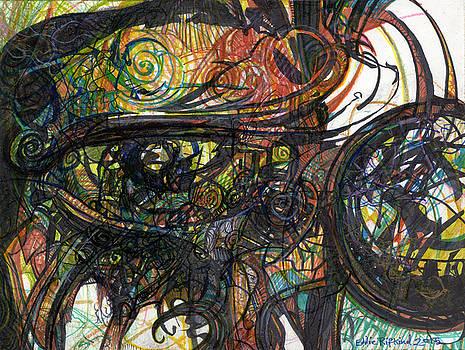 Eyescape by Eddie Rifkind