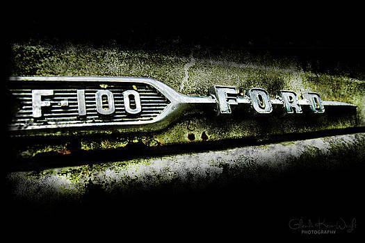 F-100 Ford by Glenda Wright