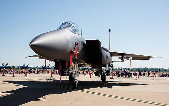 F-15 by Alan Roberts