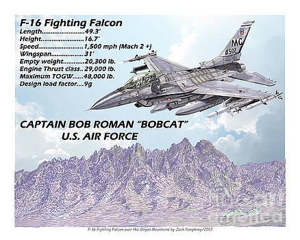 Jack Pumphrey - F 16 Fighting Falcon
