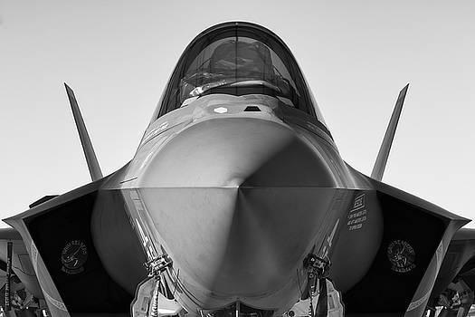F-35 Stealth - 2018 Christopher Buff, www.Aviationbuff.com by Chris Buff