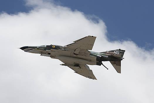F-4E Phantom Phly-by by John Clark