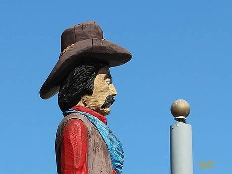 Gary Canant - F. McLintocks Cowboy