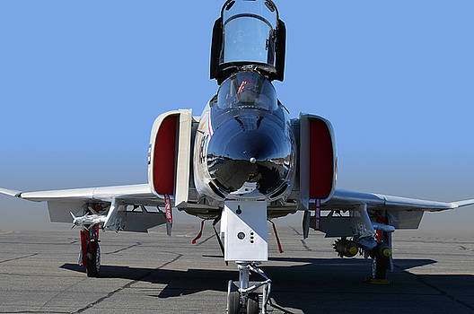 F4 at Wings and Rotors by Bill Dutting
