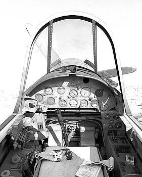 F4U cockpit by Thibault Cernaix