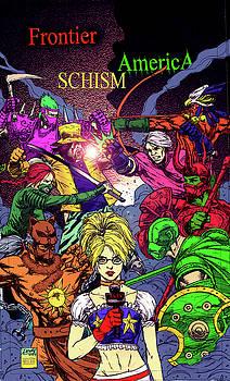 Fa Schism by Dan Sheldon