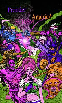 Fa Schism Zombie by Dan Sheldon