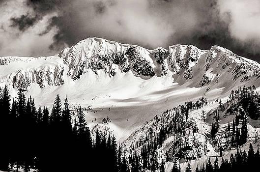 Moody Mountain raw by Joy McAdams