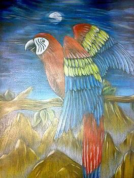 Faber Castel Parrot by Tamer Elsamahy