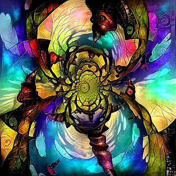Fabulous kaleidoscope by Bruce Rolff