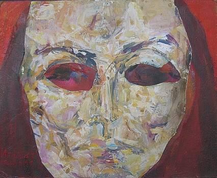 Face 18 by Jelena Ignjatovic