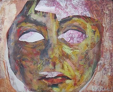 Face 19 by Jelena Ignjatovic