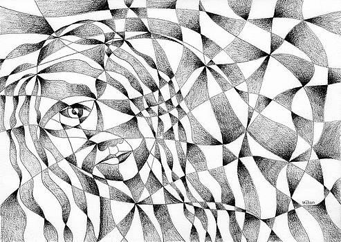 Hakon Soreide - Face 46