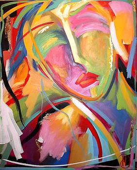 Face 5 by Heather Roddy