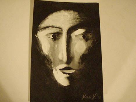 Face by Gabriel  Palcic