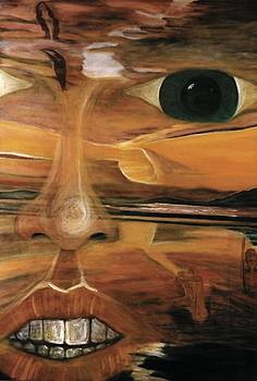 Face by John Latterner
