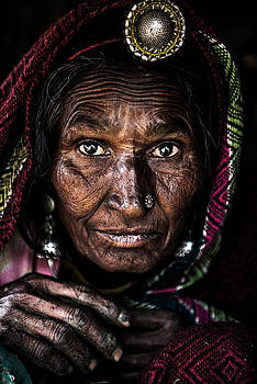 Face of India by Aman Chotani