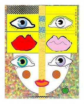 Face Parts by Shirley Sacks